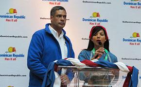 Abdalah Castillo And Chef Tita