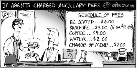 If Agents Charged Ancillary Fees