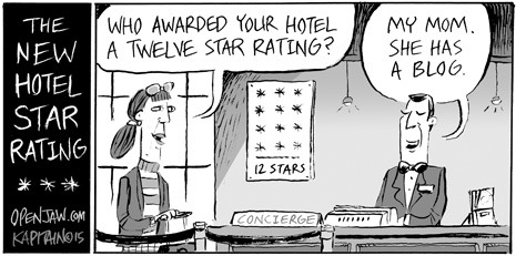 New Hotel Rating System