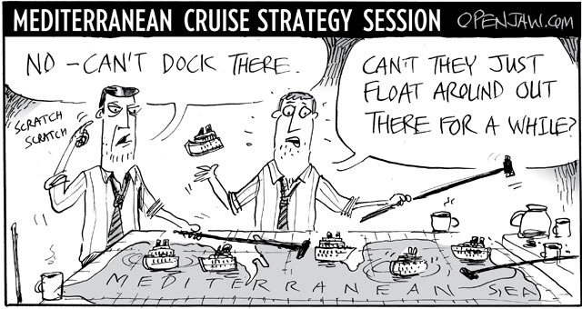 Med Cruise Strategy Session