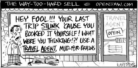 The Too Hard Sell