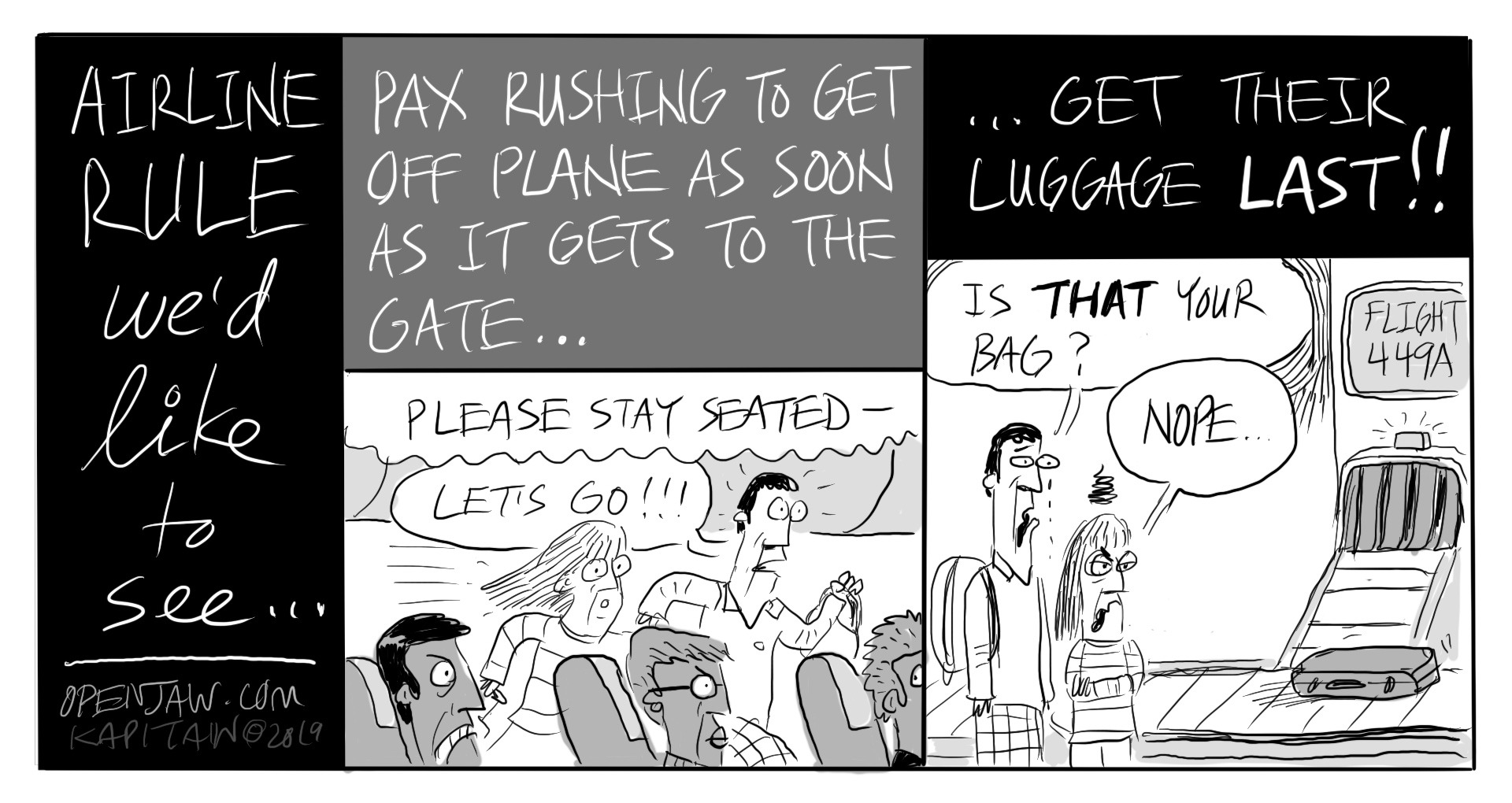 Airline Rules