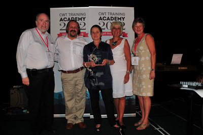 cwt awards associate of the year amp branch of the year